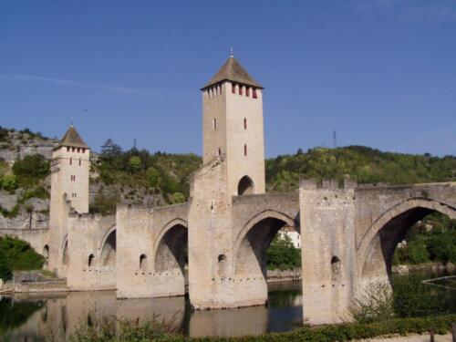 Cahors pont Valentre